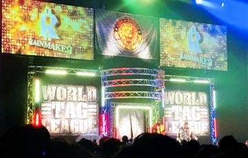 選手と観客との儀式共有がたのしい!10年ぶりの新日本プロレスは「超」エンタメ空間と化していた