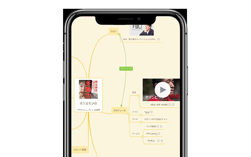《アイデアを持ち歩く》MindMeister、PCでアウトラインを作る⇒スマホアプリで追記する使い方