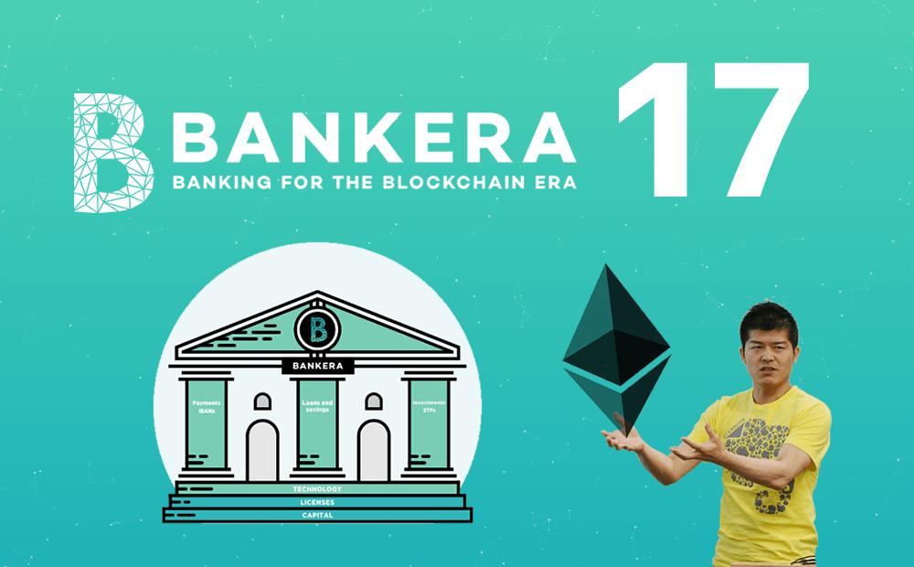 《17週連続》次世代銀行Bankera(バンクエラ)、今週もイーサリアムで利益配当