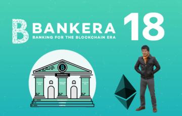 《18週連続》「1BNK=2.2円」で買える!次世代銀行Bankera(バンクエラ)、今週もイーサリアムで利益配当
