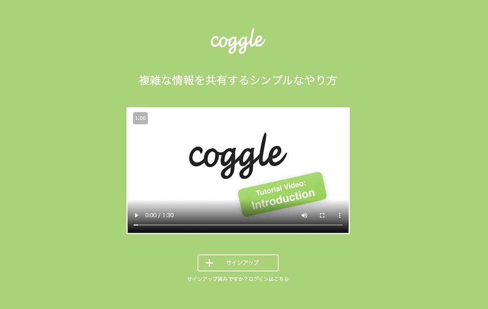 coggle(コグル)_【比較論】マインドマップツール、「感覚」で選ぶか?「機能」で選ぶか?7つのツールで検証する
