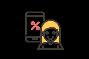 ブログなどの自社メディア収益率55%、この数値をいかに上げるか?