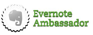 Evernoteアンバサダー「スモールビジネス」に就任しました!