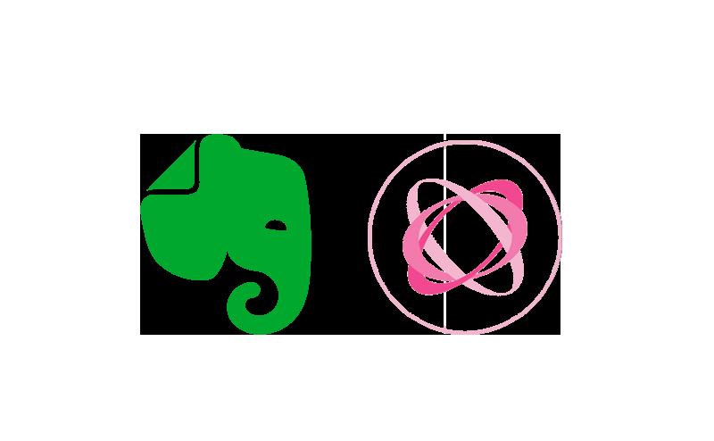アウトプットを生み出すインプット基地。僕の仕事を支える双璧ツール、EvernoteとMindMeister