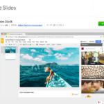 「Googleスライド」にAdobe Stockの画像素材がかんたん挿入できるアドオン登場