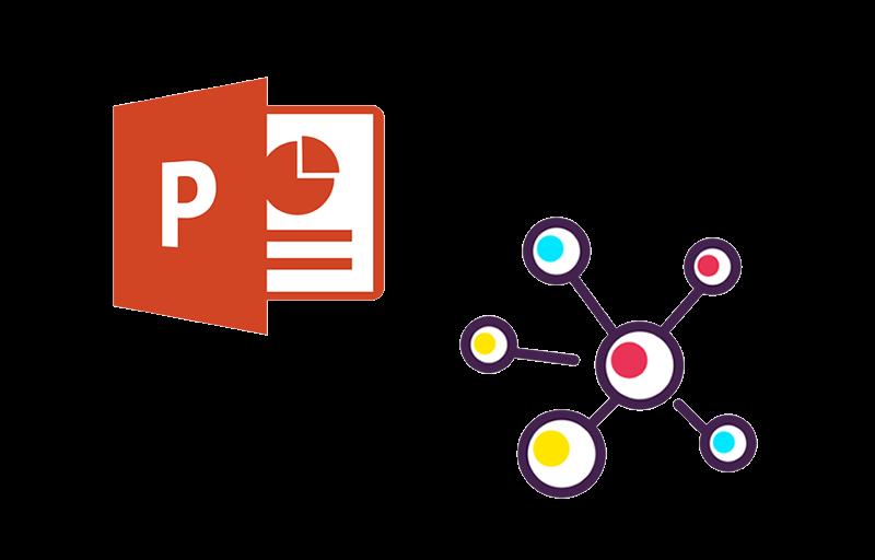 セミナー資料としてのパワーポイントとマインドマップの違いはなにか?