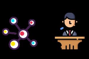 《セミナー講師×マインドマップ活用方法まとめ》スライド資料、参加者への学習地図としてなど