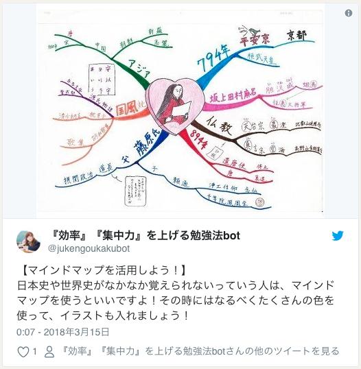 《マインドマップの達人 #006》日本史や世界史を効率的に暗記する(使い方と事例)