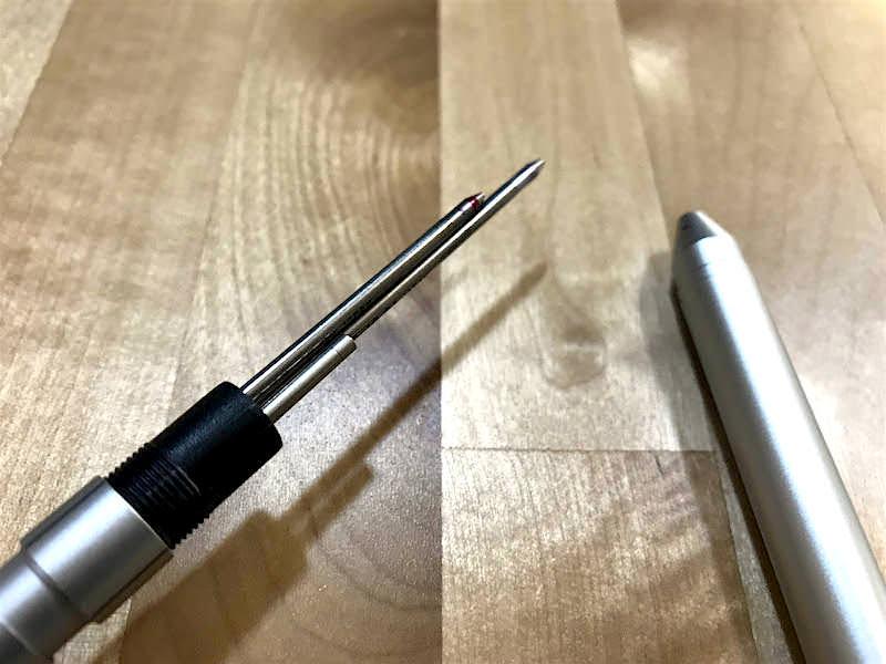 軽くてシンプルな愛用のペン「シャーボX」の使い方を写真付きで公開します!